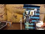 Распаковка куклы френки штейн базовой
