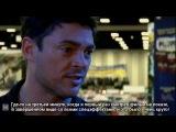 интервью с актёрами фильма «Судья Дредд 3D» с русскими субтитрами